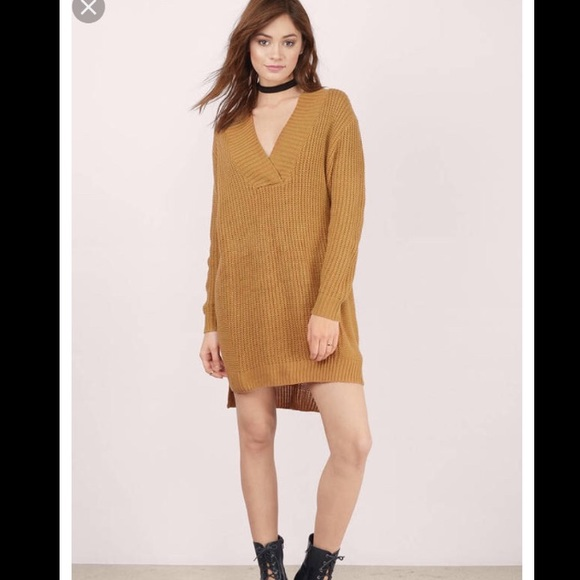 11a2abc60f NWT Tobi Sweater Dress